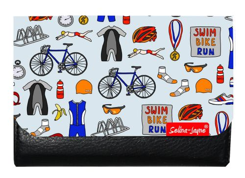 Selina-Jayne Triathlon Limited Edition Designer Small Purse